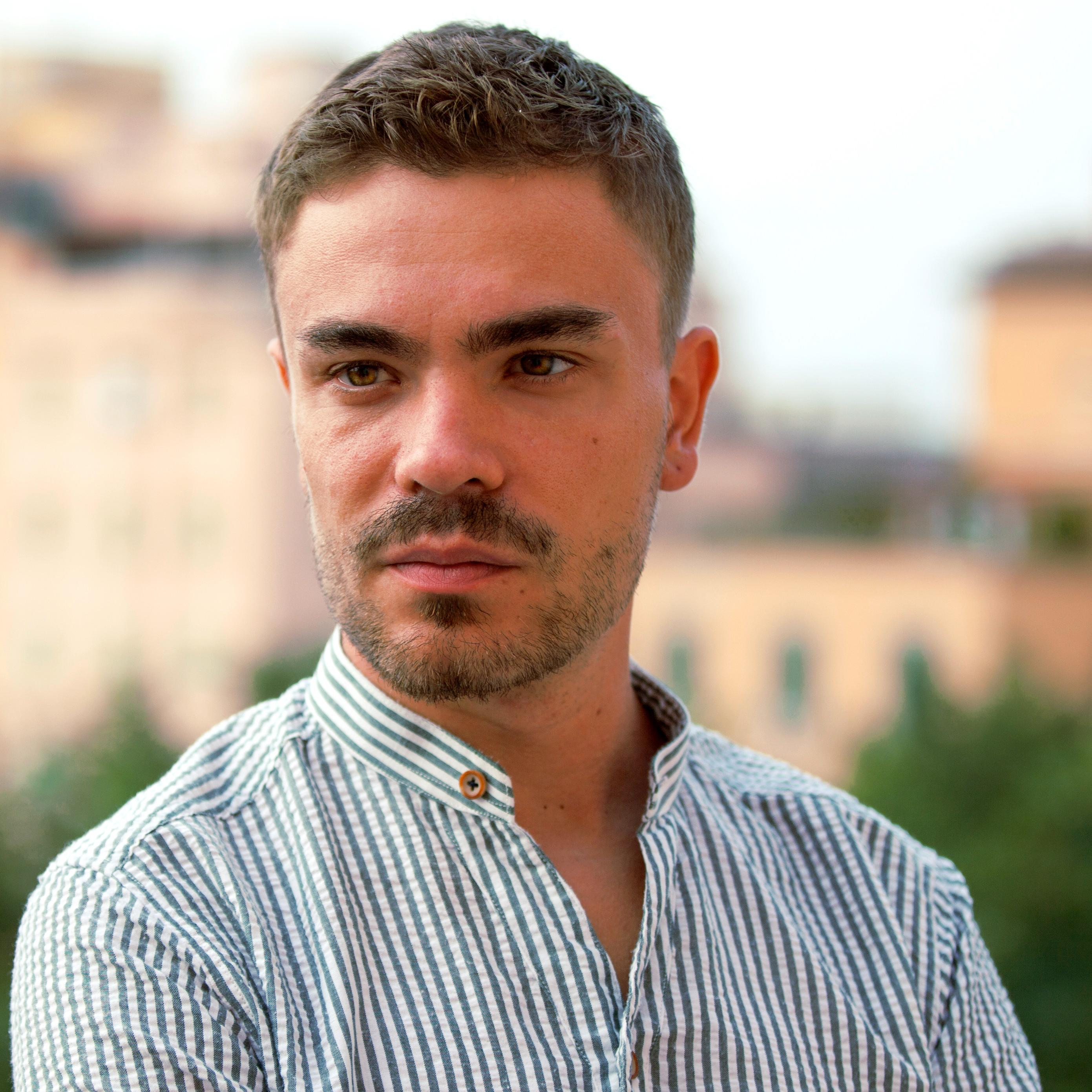 Nicola Alianelli is a licensed tour guide for Rome  (Italy)