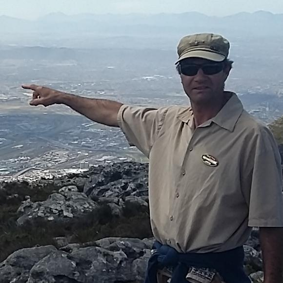 Matt Weisse is a local tour guide for Cape Town (South Africa)