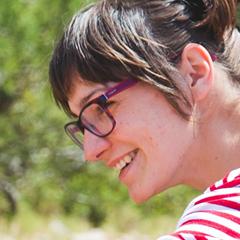 Marina Krolo  is a local tour guide for Split (Croatia)