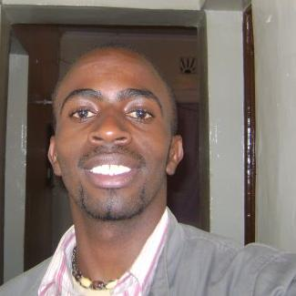 Joel Mwaniki is a local tour guide for Zare (Kenya)
