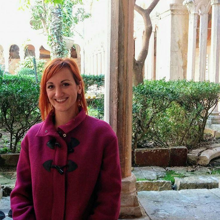 Ana BilandzicCavar  is a local tour guide for Dubrovnik (Croatia)