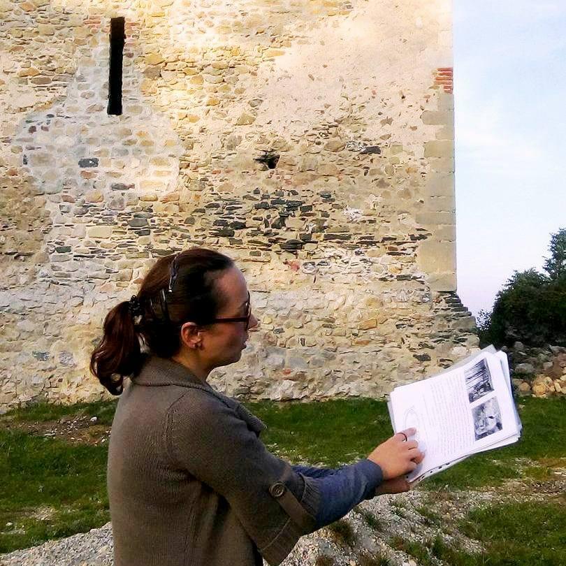 Vesna Milanovic  is a local tour guide for Veliki Zdenci (Croatia)