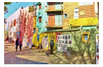 Buenos Aires Private Small Group 6/13 people. With Van+Driver+Guide+PickupDropp off Hotel/Apt/Port. FULL DAY OF 6 HOURS.