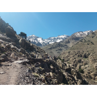 Mt Toubkal 2 days