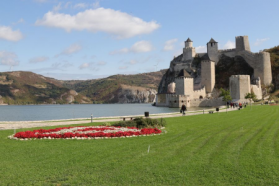 Eastern Serbia: Along the Danube – Golubac Fortress & Iron Gate Gorge
