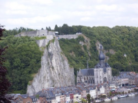 Sightseeing Tour around Dinant