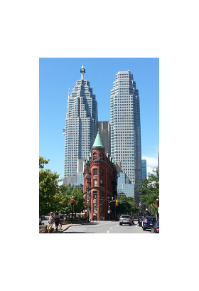 Toronto Private City Tour - Canada's Multicultural and Financial Hub